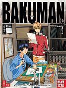 Bakuman - Saison 1 - Box 1/2
