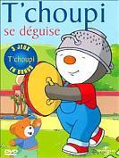 T'choupi se d�guise (Volume 1)