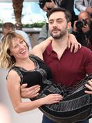 Cannes 2013 : Valeria Bruni-Tedeschi est de tr�s bonne humeur