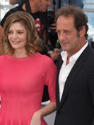 Cannes 2013 : Chiara Mastroianni et Vincent Lindon sont des Salauds