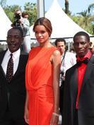 Cannes 2013 : Un Grigris sur les marches