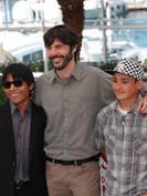Cannes 2013 : L'�quipe de La Jaula de Oro au soleil