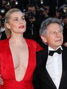 Cannes 2013 : Emmanuelle Seigner, Venus ultra sexy