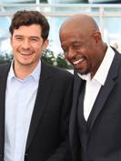 Cannes 2013 : Orlando Bloom et Forest Whitaker sont des Zulus