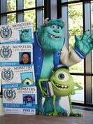 Les studios Pixar refont la déco pour Monstres Academy (visite guidée)