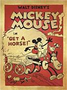 Mickey � Cheval