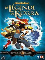 La Légende de Korra - Livre 1 : L'Air