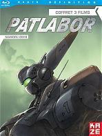 Patlabor - L'int�grale des films