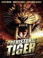 Prehistoric Tiger
