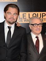 Leonardo DiCaprio et Martin Scorsese se confient sur Le Loup de Wall Street