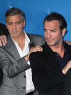 Berlin 2014 : Clooney, Dujardin & Co font la chenille pour Monuments men