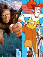 Tarzan et Tante Hilda : La réaction des petits et des grands