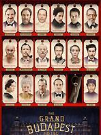 Les personnages du Grand Budapest Hotel