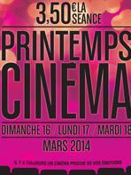 Les Films � voir au Printemps du cin�ma 2014
