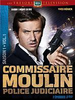 Commissaire Moulin, Police Judiciaire - Saison 1 (Volume 1)
