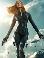 Le rôle de Black Widow dans Captain America, le soldat de l'hiver