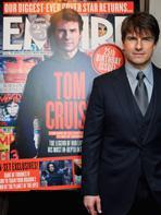Tom Cruise � l'honneur des Jameson Empire Awards 2014