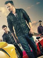 Need for Speed : Aaron Paul et l'équipe du film parlent du tournage (vidéo)