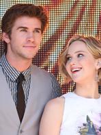 Cannes 2014 : L'�quipe d'Hunger Games - La R�volte, Partie 1 au Majestic !