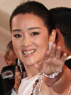 Cannes 2014 : Vous avez le bonjour de Gong Li !