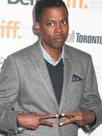 Toronto 2014 : Chris Rock et Rosario Dawson sont trop cool