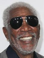 Morgan Freeman enseigne la course de char pour Ben-Hur