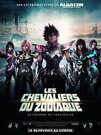 Les Chevaliers du Zodiaque - La L�gende du Sanctuaire