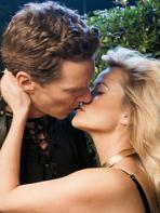 Les meilleurs acteurs de l'ann�e en 9 baisers (VID�O)