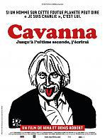 Cavanna, jusqu'� l'ultime seconde j'�crirai
