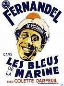Les bleus de la marine