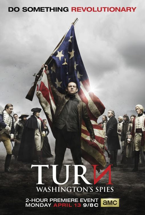 Turn - Saison 2