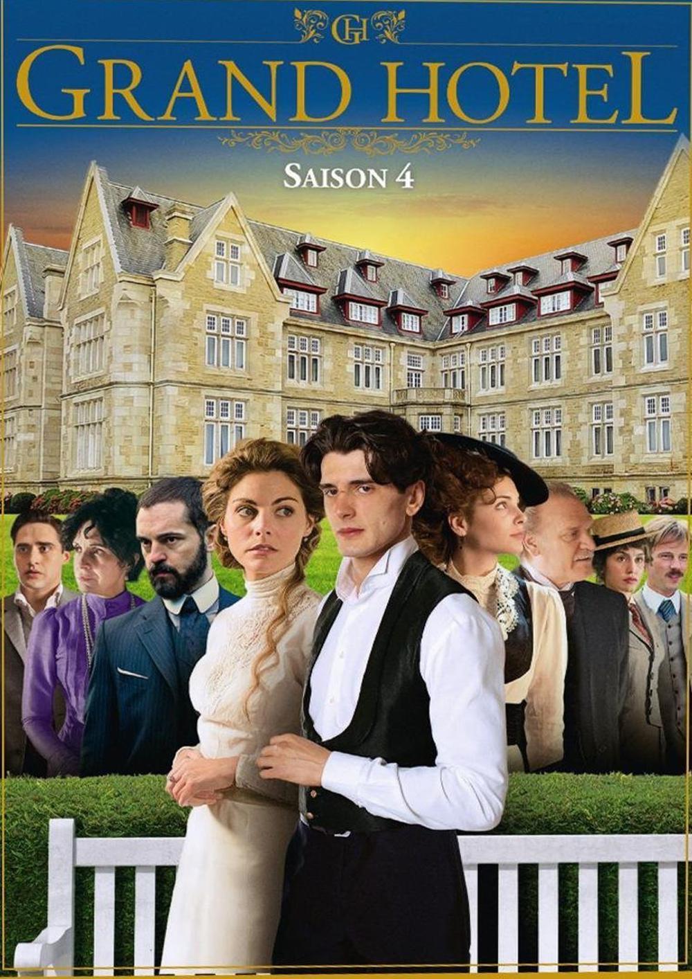 Grand Hôtel - Saison 4