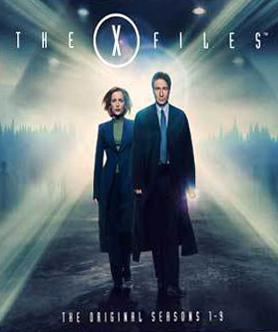 X-Files : Intégrale Blu-Ray