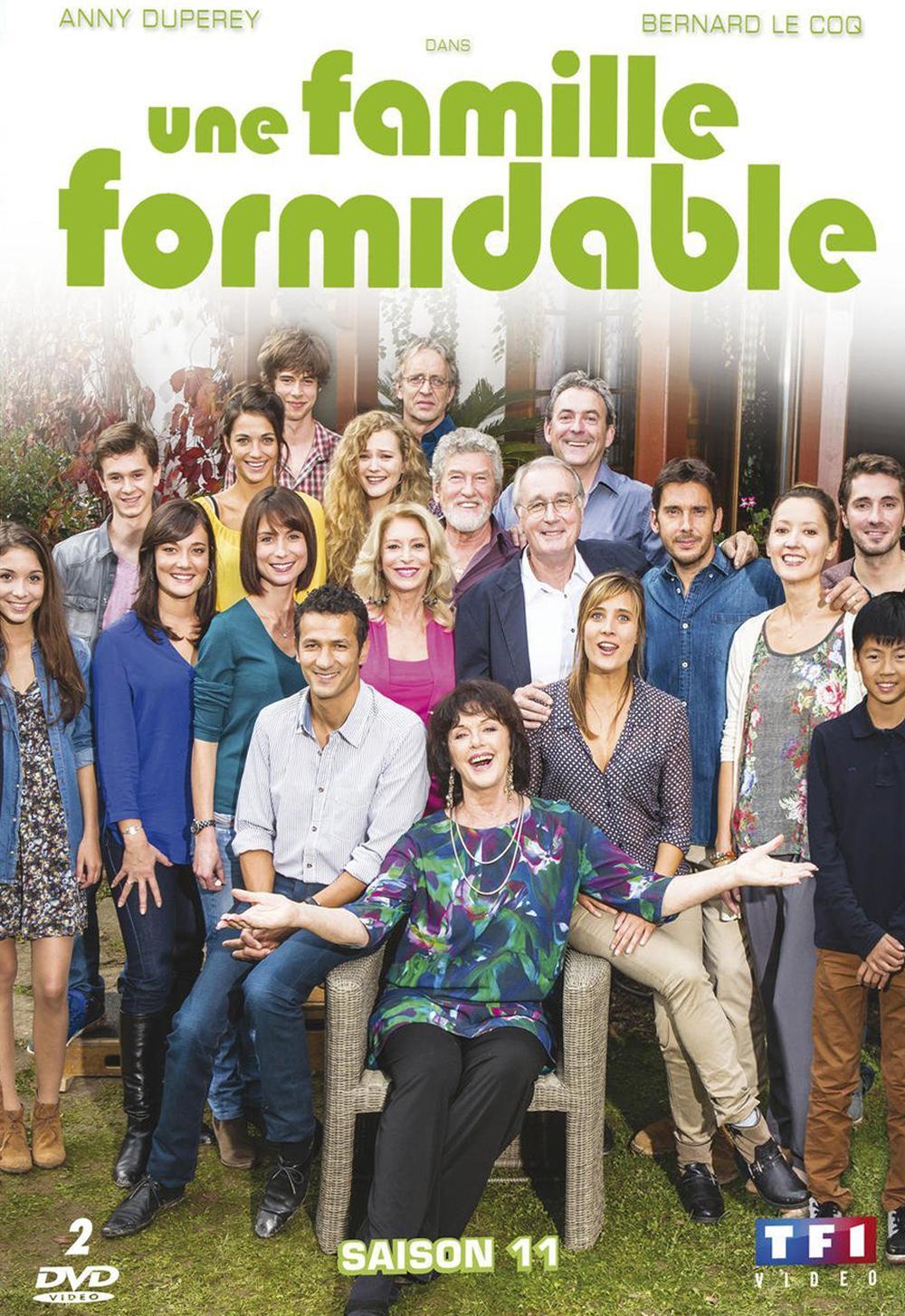 Un Famille Formidable - Saison 11