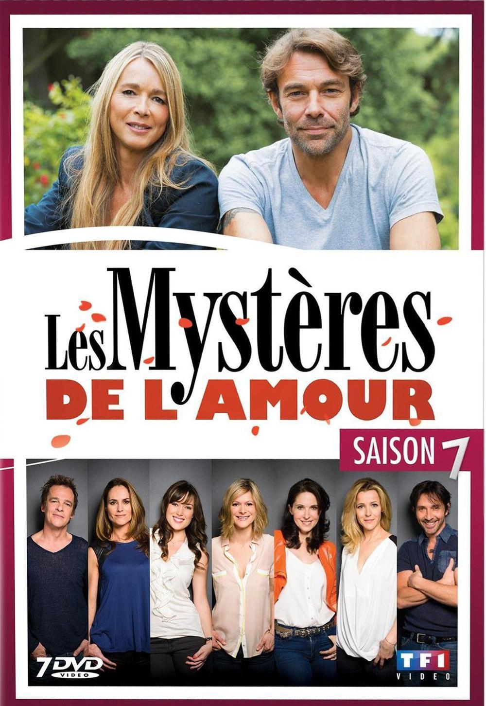 Les Mystères de l'amour - Saison 7