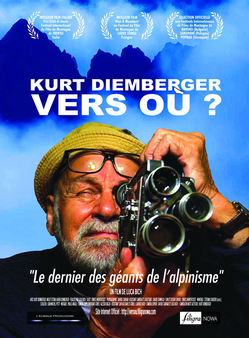 Kurt Diemberger - vers o� ?