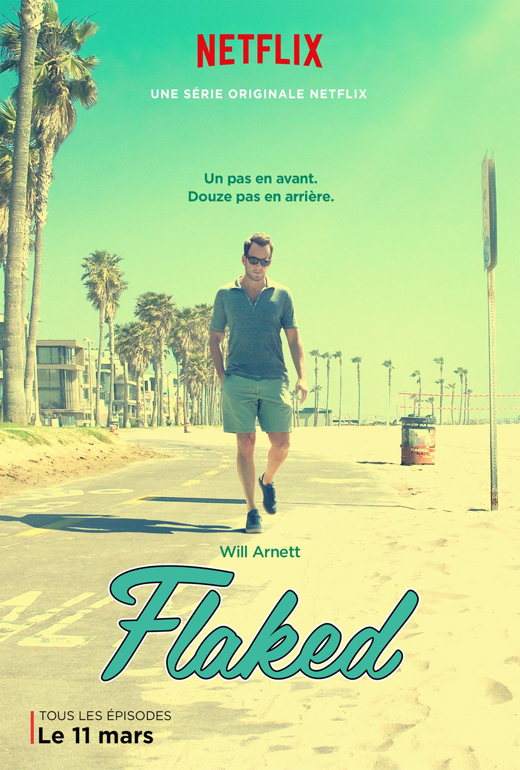 Flaked