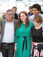 Cannes 2017 : l'équipe de Wonderstruck au photocall