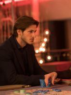 Eva: rencontre avec Gaspard Ulliel et le réalisateur Benoît Jacquot