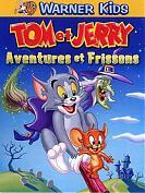 Tom et jerry : aventures et frissons