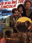 Je n'ai pas tu� Lincoln