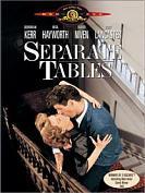 tables separées