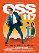 OSS 117, Le Caire, Nid d'espions
