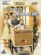 Le triporteur de Belleville