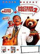 Coffret docteur dolittle 1 & 2