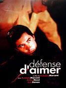 DEFENSE D'AIMER