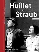Coffret Danièle Huillet et Jean-Marie Straub - Volume 1
