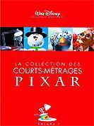 La Collection des courts métrages Pixar