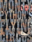Monty Python Flying Circus - Coffret intégral des Saisons 1 à 4
