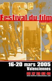 16ème Festival du Film d'Action et aventures de Valenciennes